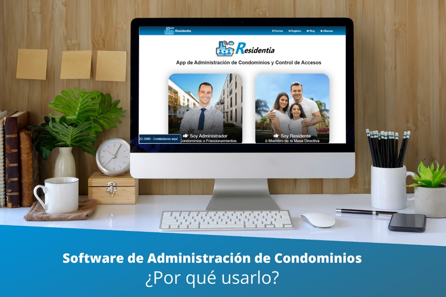 software de administracion de condominios